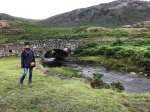 Stone bridge at Wast Water