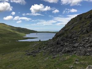 Seat How, Devoke Water, Lake District,