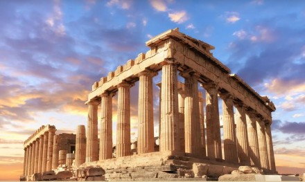 A Greek Temple