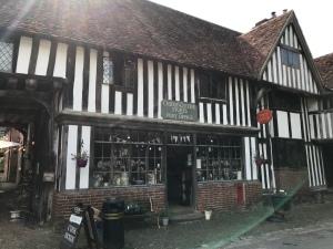 A Tudor village